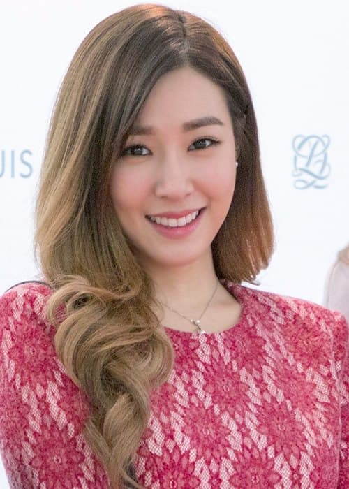 Tiffany Young at a fan signing event in November 2015