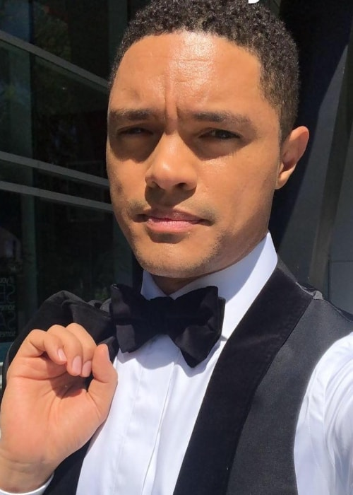 Trevor Noah Height Weight Age Body Statistics Healthy