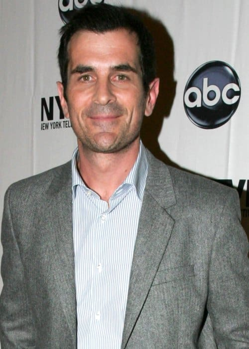 Ty Burrell at the New York Television Festival in September 2009