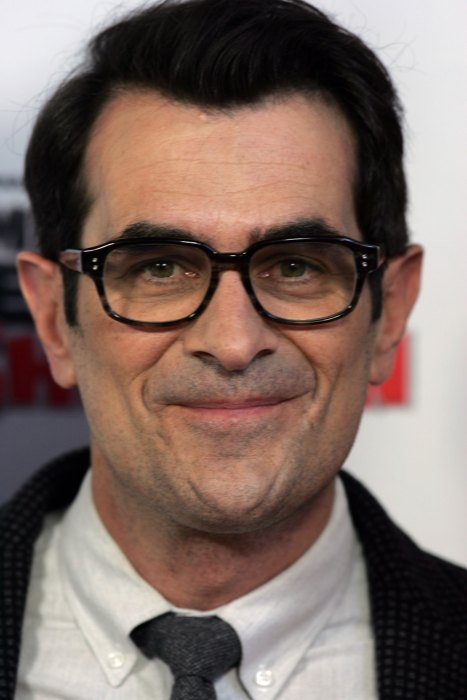Ty Burrell at the premiere of Mr. Peabody & Sherman in February 2014
