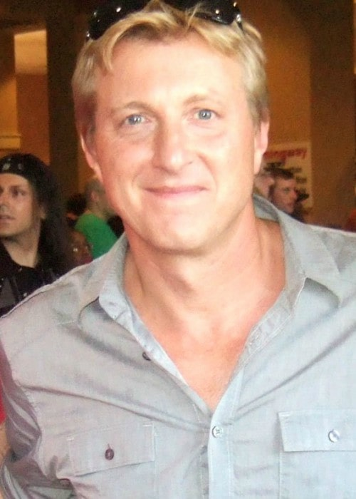 William Zabka at the Chiller Theatre Expo in April 2013