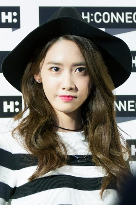 Yoona at H Connect event in Taiwan in October 2015
