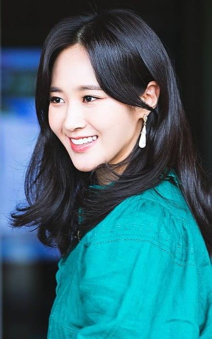 Yuri as seen in July 2017