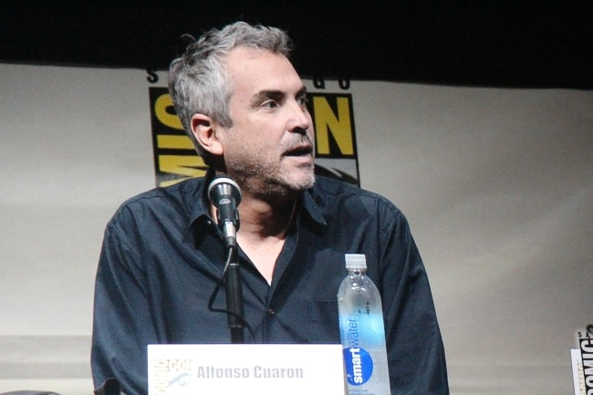 Alfonso Cuarón as seen in July 2013