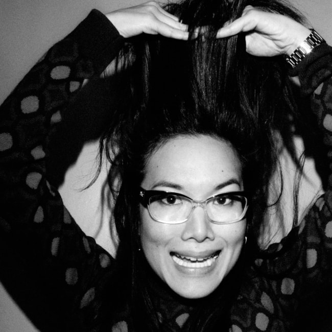 Ali Wong as seen in January 2012