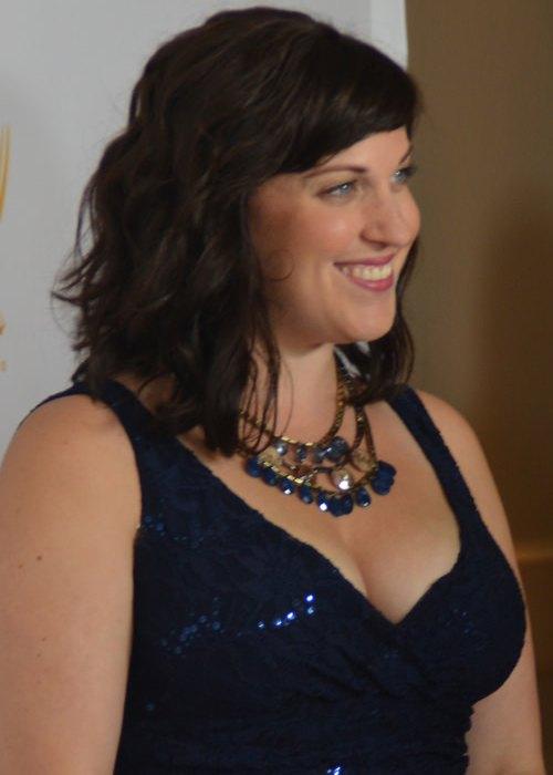Allison Tolman as seen in August 2014