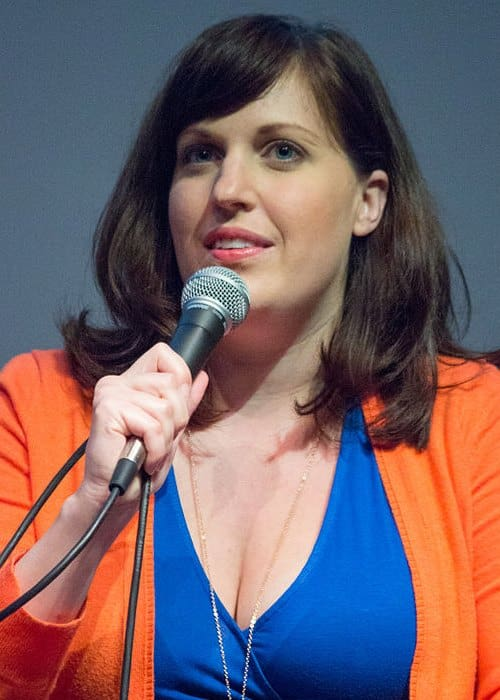 Allison Tolman during an event in June 2014