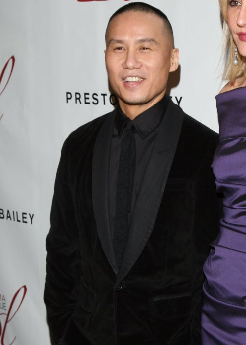 BD Wong during an event in February 2012