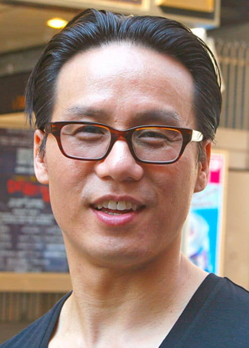 BD Wong in New York City as seen in June 2008