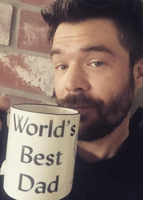 Charlie Weber as seen in June 2018