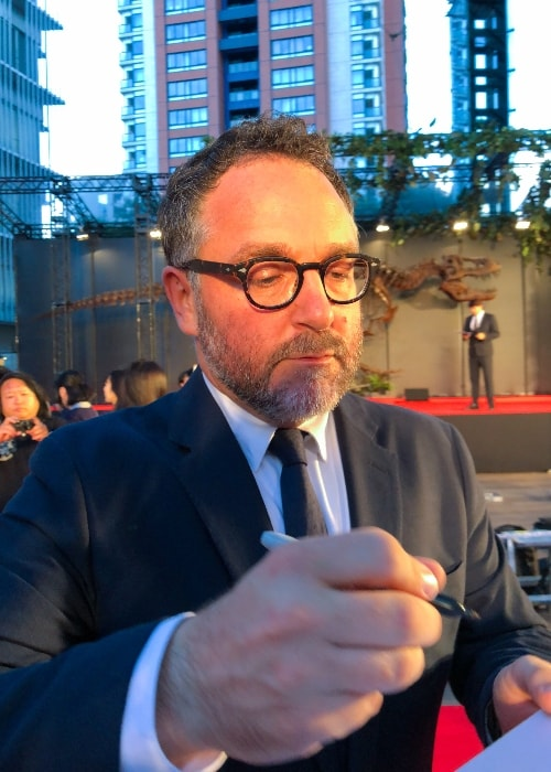 Colin Trevorrow as seen in June 2018 at the Japan Premiere of 'Jurassic World Fallen Kingdom'
