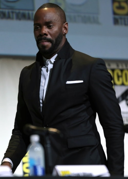 Colman Domingo as seen at the 2016 San Diego Comic Con International