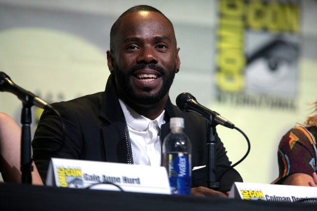 Colman Domingo at the 2016 San Diego Comic-Con International