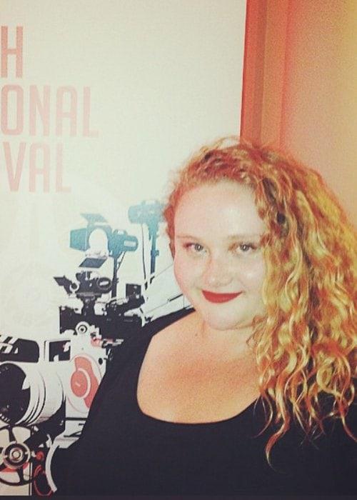 Danielle Macdonald in an Instagram post as seen in June 2015