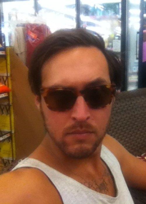 Danny Fujikawa in a selfie in July 2014