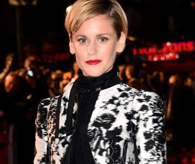 Denise Gough at London Film Festival 2018