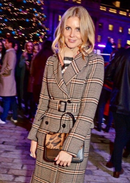 Donna Air as seen at Somerset House in November 2018