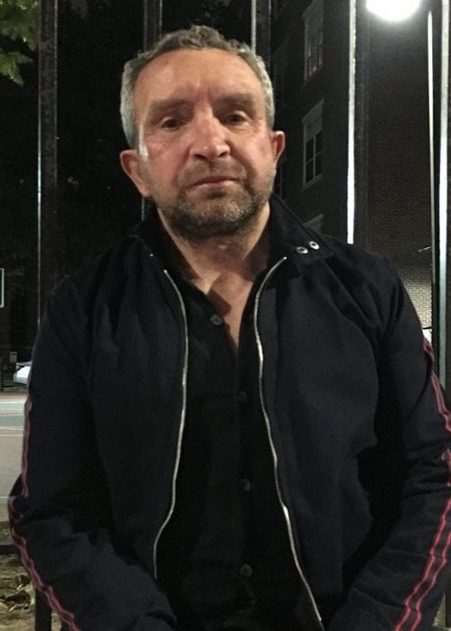 Eddie Marsan as seen in October 2018