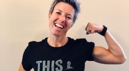 Celebrity Trainer Erin Oprea Workout and Diet Advice