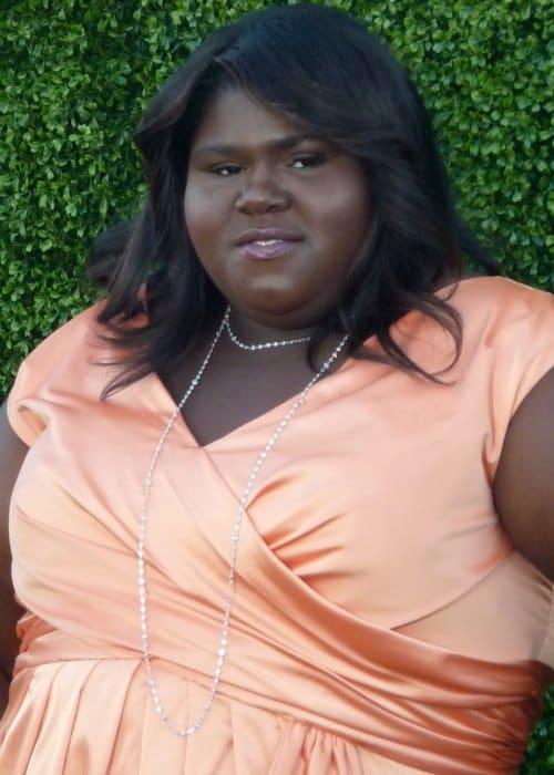 Gabourey Sidibe as seen in July 2010