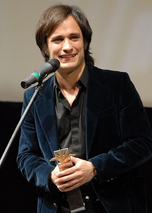 Gael García Bernal as seen in March 2009