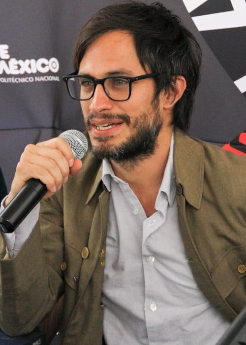 Gael García Bernal at the Ambulante Documentary Film Festival in June 2013