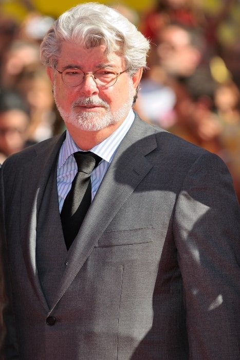 George Lucas as seen in September 2009
