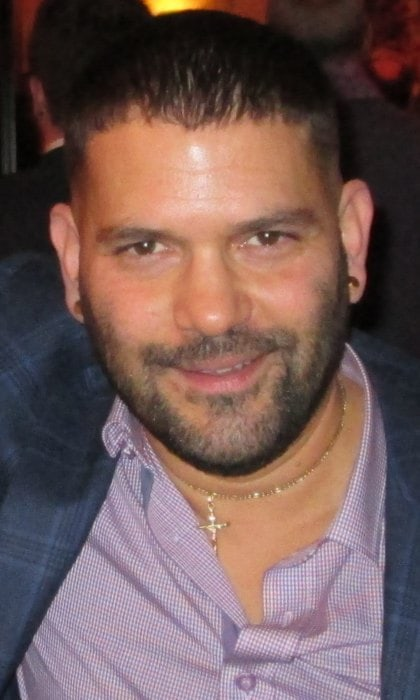 Guillermo Díaz at the Outfest Legacy Awards in November 2013