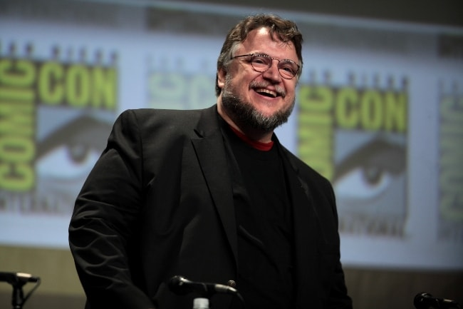 Guillermo del Toro at the 2014 San Diego Comic Con International