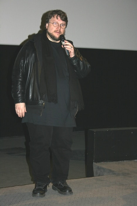 Guillermo del Toro in January 2008