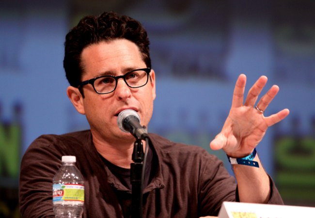 J.J. Abrams at the 2010 San Diego Comic Con