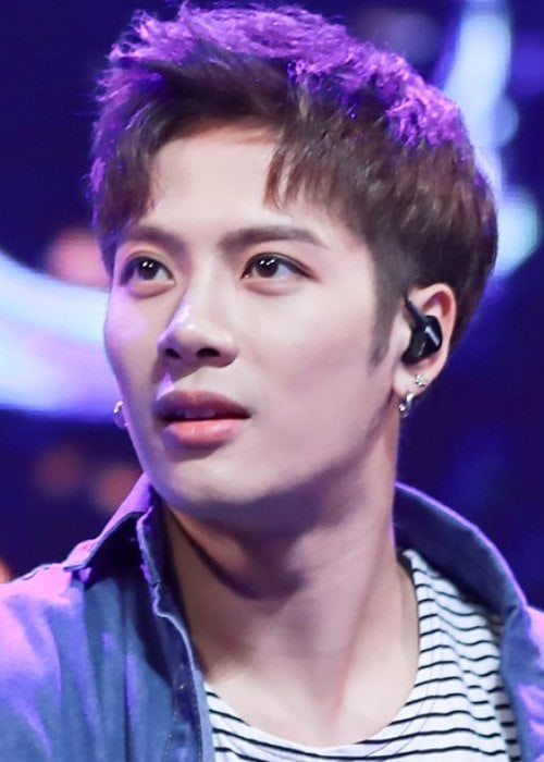 Jackson Wang in Vancouver as seen in November 2016