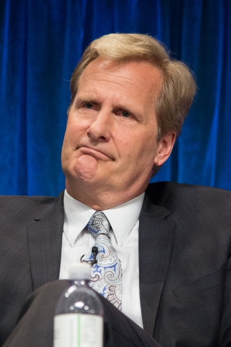 Jeff Daniels as seen at the PaleyFest 2013 panel