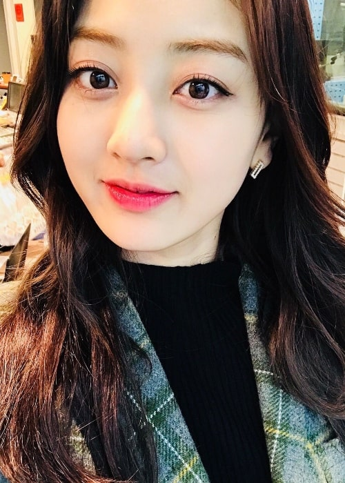 Jihyo Park Ji Soo Height Weight Age Body Statistics