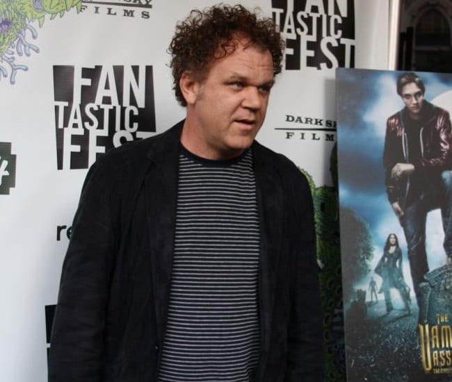 John C. Reilly as seen in September 2009