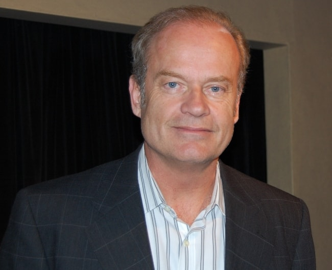 Kelsey Grammer as seen at Tony Awards press event, NYC in May 2010