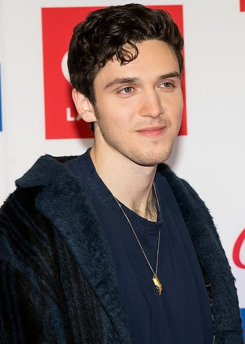 Lauv during Radio Regenbogen Awards in March 2018