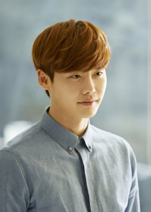 Lee Jong-suk as seen in March 2015
