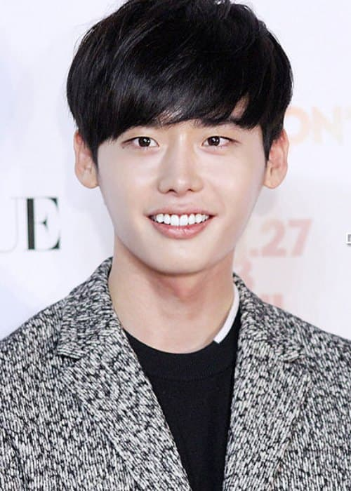 Lee Jong-suk at the 2013 Vogue Fashion's Night Out