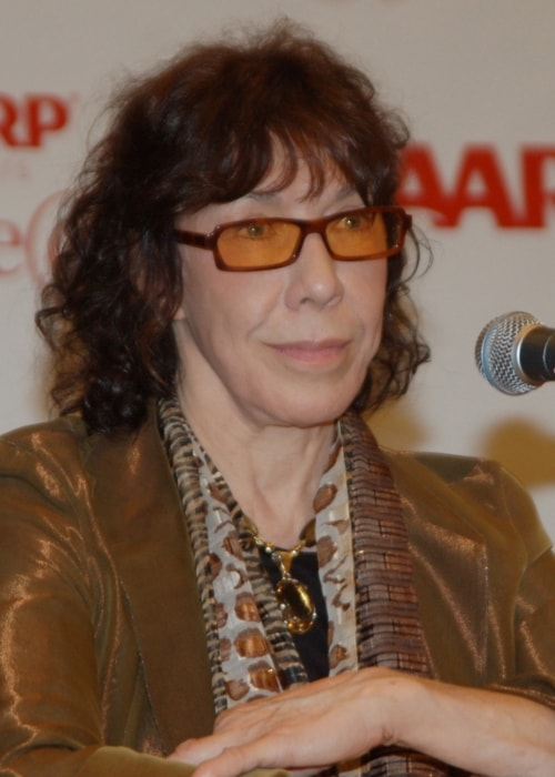 Lily Tomlin at the AARP's 2011 Life@50+ National Event and Expo