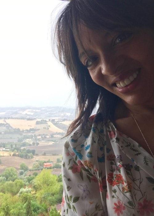 Lorraine Vélez as seen in October 2017