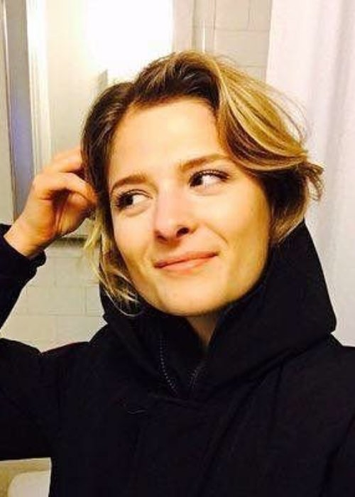 Louisa Gummer in an Instagram post as seen in May 2017