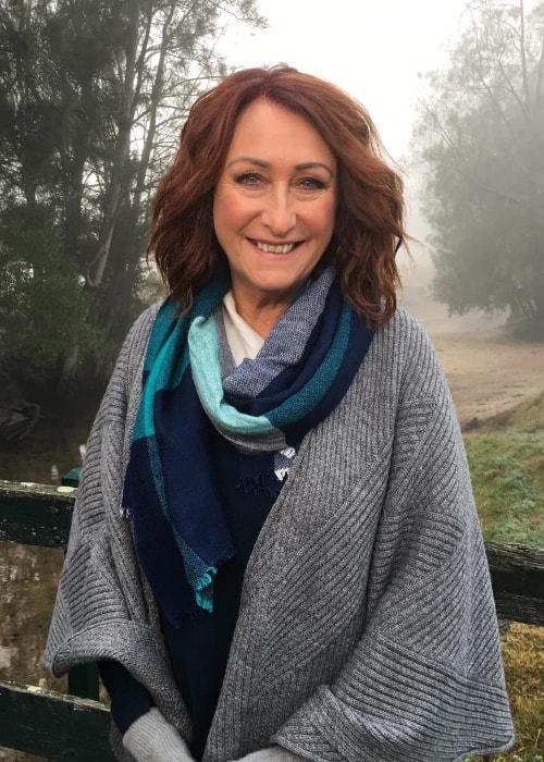 Lynne McGranger as seen in August 2018