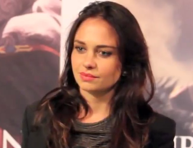 Madison McKinley in a still from an interview as seen in November 2014
