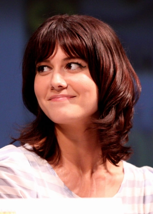 Mary Elizabeth Winstead at the 2010 Comic-Con San Diego