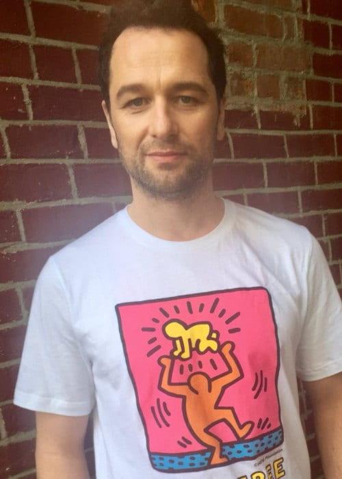 Matthew Rhys as seen in May 2018