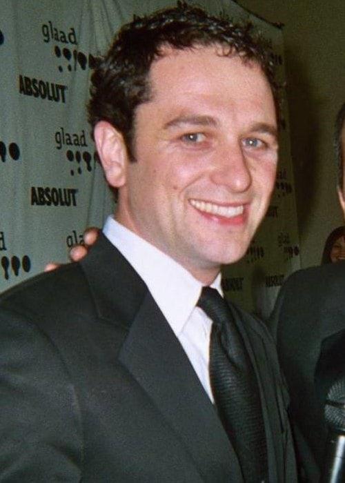Matthew Rhys at the 2007 GLAAD Awards