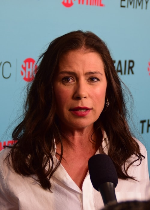 Maura Tierney at Showtime's 'The Affair' FYC Screening and Panel in May 2015