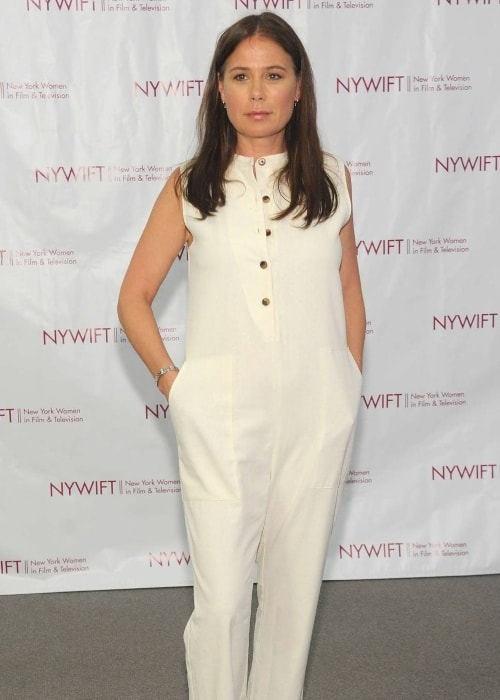 Maura Tierney at an event