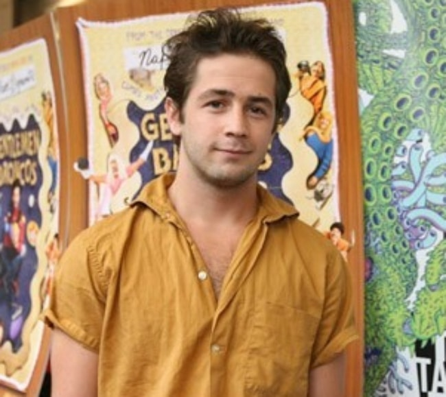 Michael Angarano as seen in September 2009